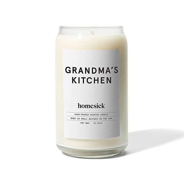 Homesick Grandma's Kitchen Scented Candle