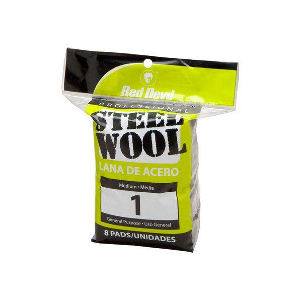 Red Devil Steel Wool