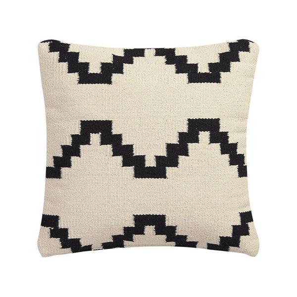 CB2 ZbaseZig Zag Pillow