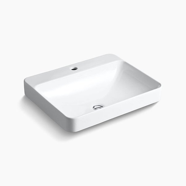 Kohler Vox Rectangle Vessel Sink