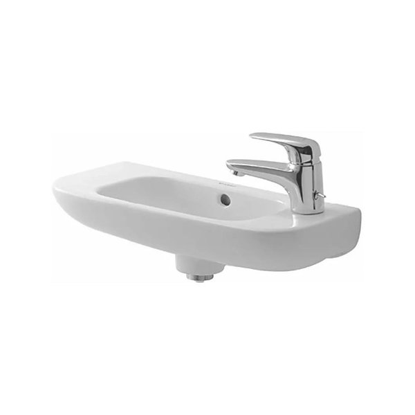 Duravit D-Code Wall Mounted Sink