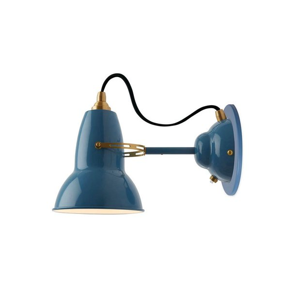 Anglepoise Original 1227 Brass Wall Light