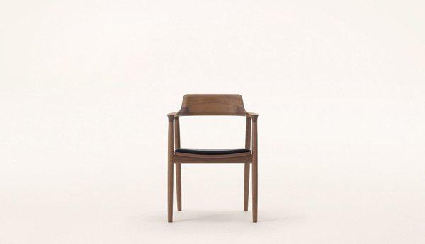 Naoto Fukasawa Hiroshima Upholstered Armchair