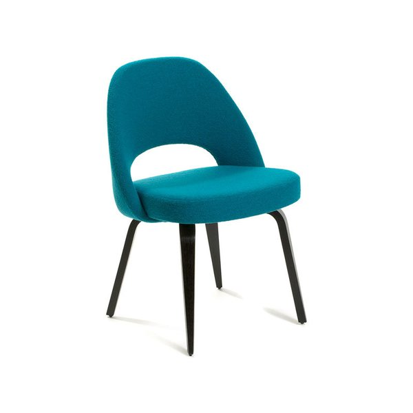 Saarinen Executive Chair with Wood Legs