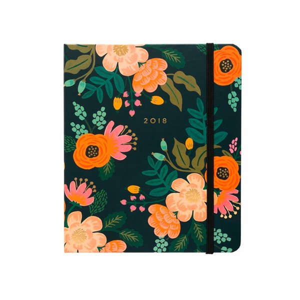 Rifle Paper Co. 2018 Lively Floral 17-Month Planner
