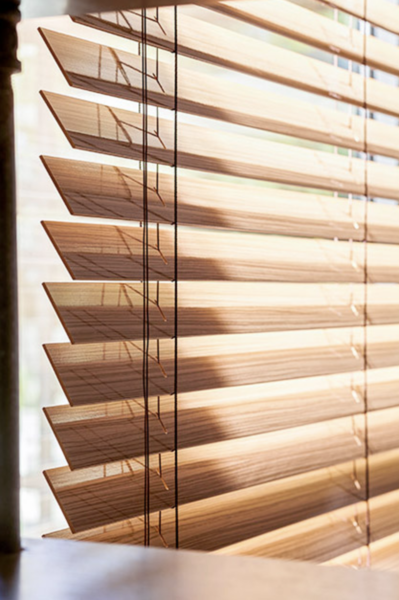 The Shade Store Wood and Faux Wood Blinds