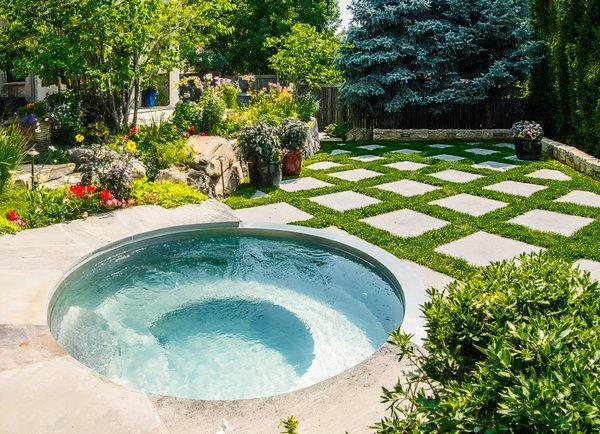 Diamond Spas Stainless Steel Spas & Hot Tubs