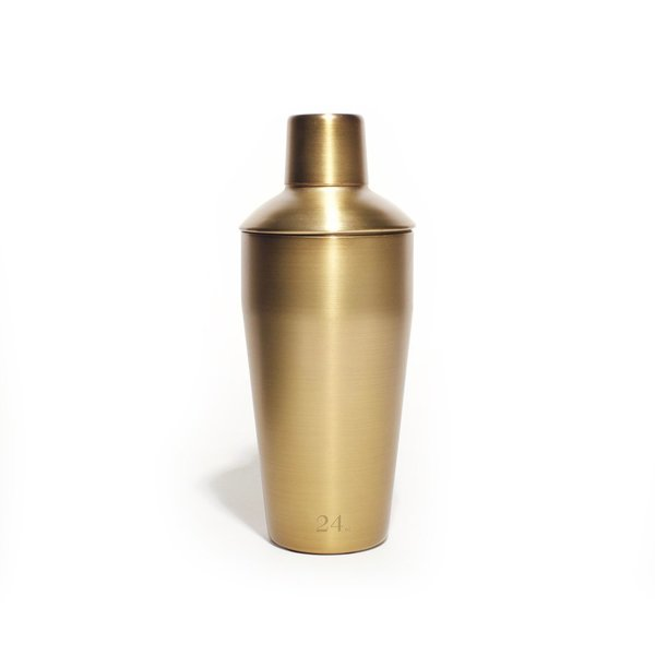 Izola Gold Cocktail Shaker