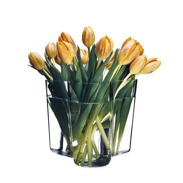 Iittala Aalto Savoy Vase Large