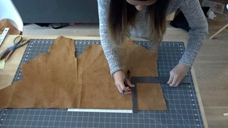 Dwell Made Presents: DIY Mini Copper Desk With Leather Sling - Photo 6 of 14 -