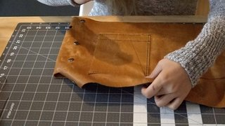 Dwell Made Presents: DIY Mini Copper Desk With Leather Sling - Photo 8 of 14 -