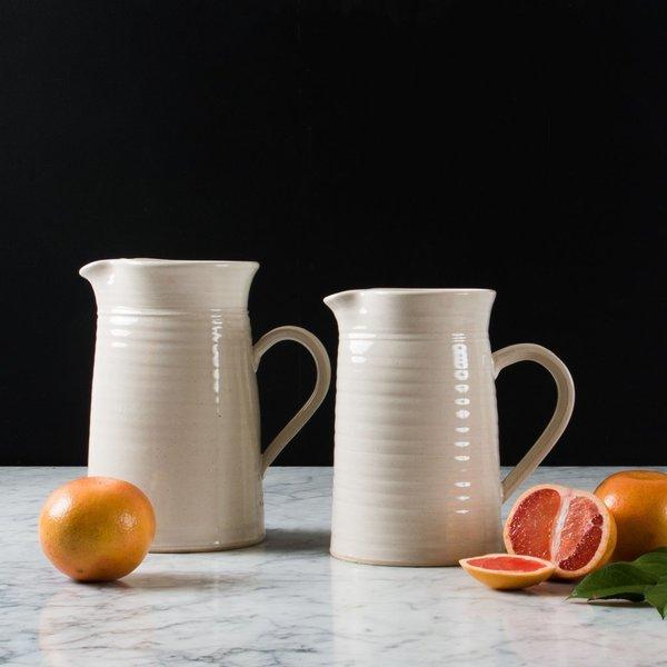 Magnolia Market Handmade Ceramic Pitcher