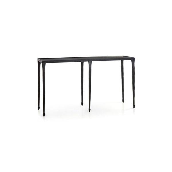 Silviano Iron Console Table