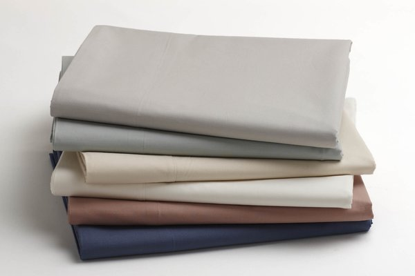 Coyuchi 220 Percale Fitted Sheet