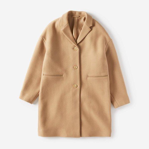 Everlane Women's Cocoon Coat