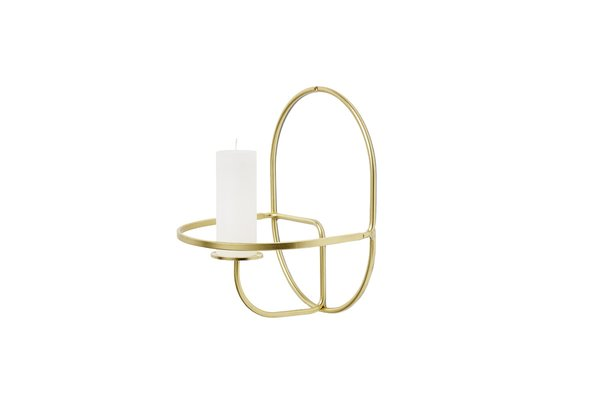 HAY Lup Wall Candle Holder