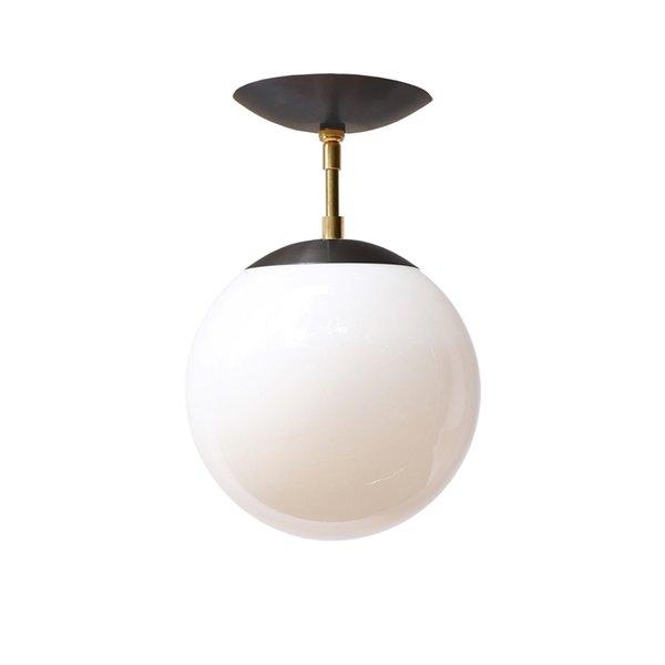 "Cedar & Moss Alto Surface 8"" Ceiling Lamp"