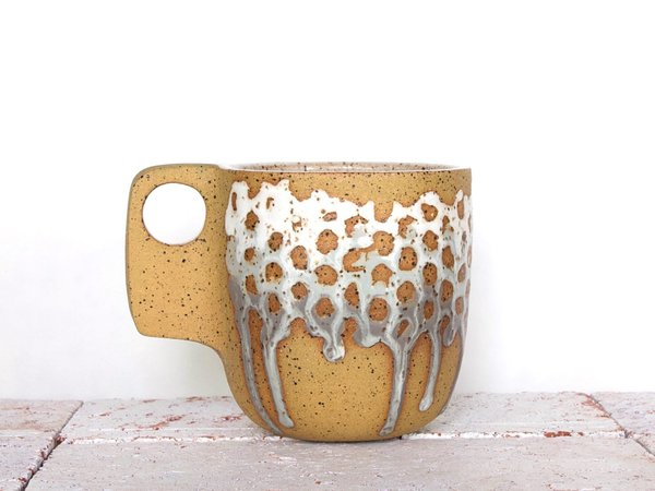 Corrin Ceramics Mug – Square Handle