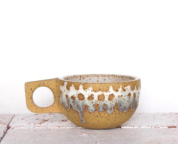 Corrin Ceramics Cappuccino Mug
