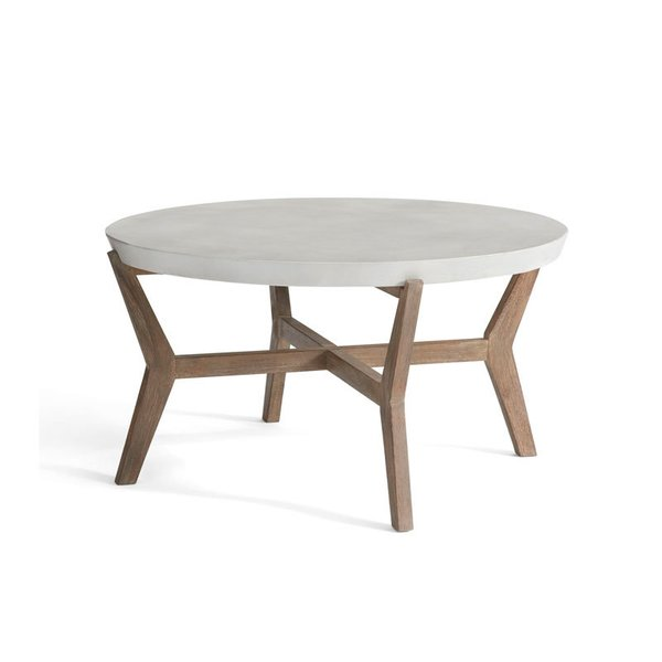 Pottery Barn Raylan Outdoor Coffee Table