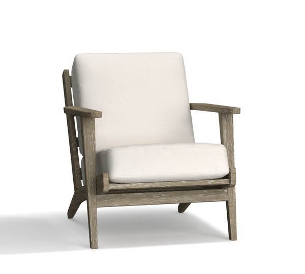 Pottery Barn Raylan Outdoor Occasional Chair