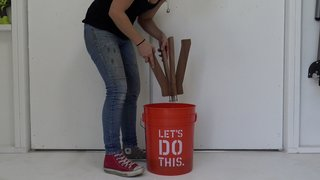 Dwell Made Presents: DIY Concrete Stool - Photo 10 of 16 -