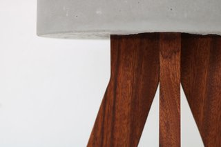 Dwell Made Presents: DIY Concrete Stool - Photo 14 of 16 -