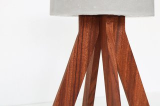 Dwell Made Presents: DIY Concrete Stool - Photo 16 of 16 -