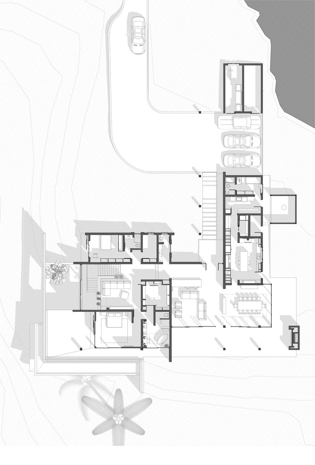 VJ House by JAG Studio