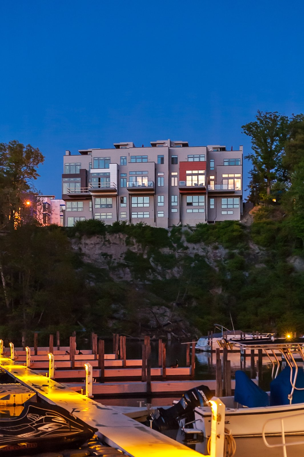 Tagged: Exterior.  CLIFTON POINTE LUXURY ECOHOMES by Brickhaus Partners