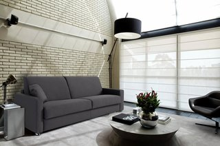 Sofa Bed Versus Wall Bed: What's Best For Your Small Space? - Photo 4 of 10 - Pezzan Breeze Sleeper Sofa from Lumens