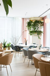 Vancouver's Botanist Restaurant Updates the Power Lunch - Photo 1 of 7 -