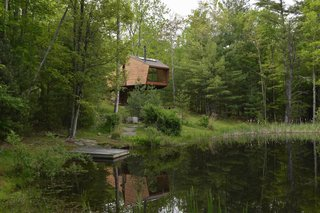 Sleep in This Romantic Tree House Just Outside NYC