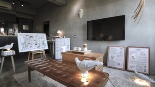 Go Off the Beaten Path at This Interactive Design Hotel in Taipei - Photo 11 of 14 - The Guest Selections room lets guests select the Taiwanese design objects they would like in their room, as well as the layout, before they check in.