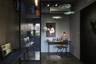Go Off the Beaten Path at This Interactive Design Hotel in Taipei - Photo 13 of 14 - The Future Lab room shows off avant-garde Taiwanese design.