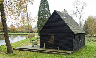 Built on a Budget, This Belgian Cabin Is Straight Out of a Fairytale - Photo 1 of 18 -