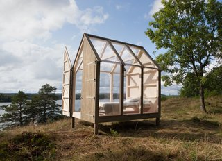 Stressed Out? Sweden's 72 Hour Cabins Are Designed to Soothe - Photo 9 of 9 -