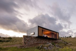 A Remote Prefab in Uruguay Is Completely Self-Sufficient - Photo 3 of 15 -