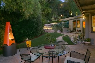 A Midcentury Schindler Gem With a Writer's Studio Asks $2.3M - Photo 13 of 16 -