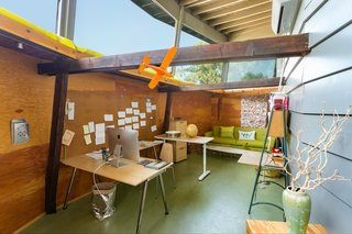 A Midcentury Schindler Gem With a Writer's Studio Asks $2.3M - Photo 14 of 16 -