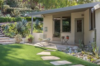 A Midcentury Schindler Gem With a Writer's Studio Asks $2.3M - Photo 16 of 16 -