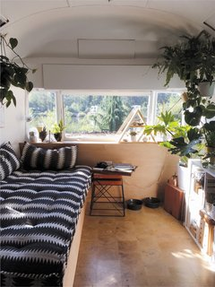 A Couple Transform a Vintage Airstream Into a Scandinavian-Inspired Tiny Home - Photo 5 of 17 -