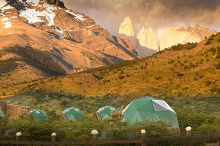 Soak Up the Magic of Patagonia at This Eco-Friendly Geodesic Dome Retreat - Photo 1 of 12 -