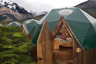 Soak Up the Magic of Patagonia at This Eco-Friendly Geodesic Dome Retreat - Photo 2 of 12 -