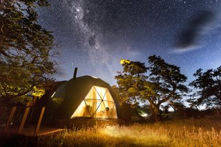 Soak Up the Magic of Patagonia at This Eco-Friendly Geodesic Dome Retreat - Photo 4 of 12 -
