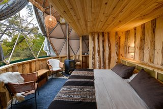 Soak Up the Magic of Patagonia at This Eco-Friendly Geodesic Dome Retreat - Photo 8 of 12 -