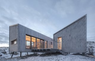 Grab Your Friends and Escape to a Remote Cabin Cluster on a Norwegian Island - Photo 1 of 11 -
