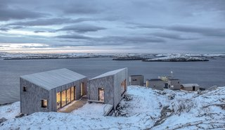 Grab Your Friends and Escape to a Remote Cabin Cluster on a Norwegian Island - Photo 8 of 11 -