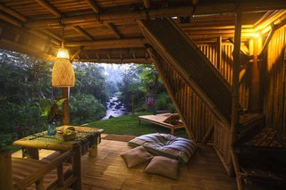 This Serene Bamboo Bungalow Rental Is a Slice of Paradise in Bali - Photo 13 of 14 -