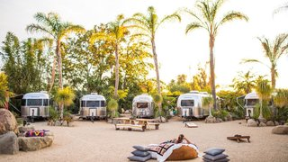 A Unique Airstream Hotel Offers an Exciting Escape From the Everyday